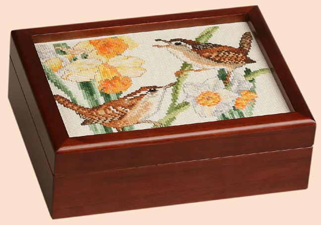 99701 picture frame box 5x7 design